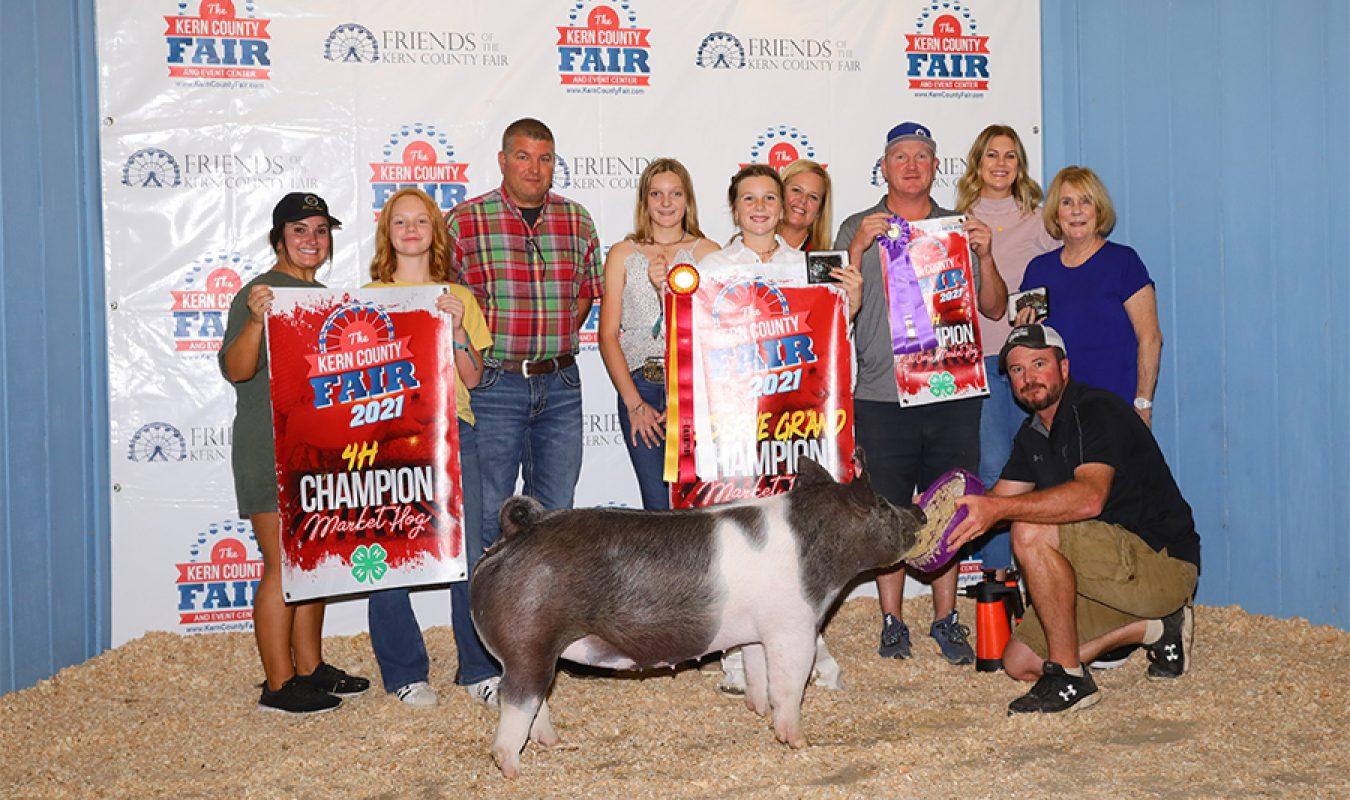 Reserve Champion Kern County